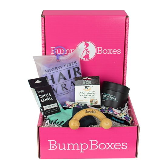 3rd Trimester Pregnancy Gift Box Photo
