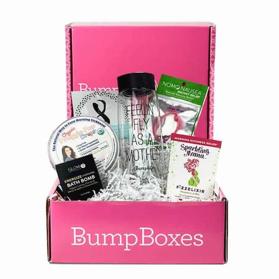 3df1a2709c796 Bump Boxes: 1st Trimester Pregnancy Gift Box