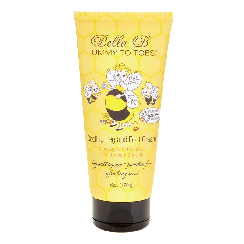 Bella B Tummy to Toes Cooling Leg and Foot Cream Photo